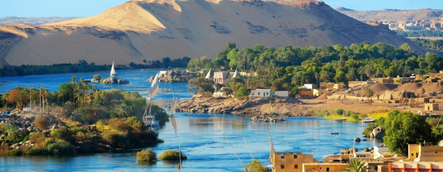 7 Days / 6 Nights Nile Cruise Tour