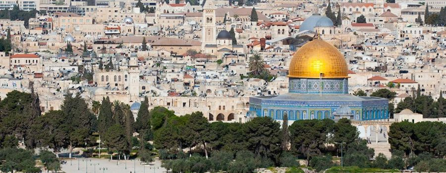 10 Days/ 9 Nights—Pilgrimage Tour (Return Tel Aviv)