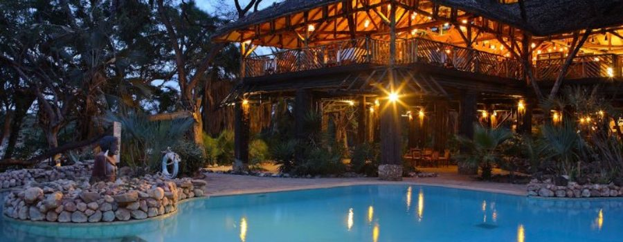 Sarova Shaba Game Lodge
